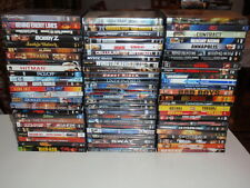 Lot of 75 Dvd Movies Jackie Brown Pulp Fiction Kill Bill Harry Potter More