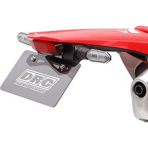 DRC MX Honda CRF450L Edge-2 Red Off Road Dirt Bike Tail Light Hold Kit