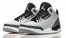 2014 Nike Air Jordan 3 III Retro Wolf Grey Size 10.5. 136064-004 1 2 4 5