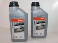 Stihl SynthPlus 2x 1 Liter Sägekettenhaftöl Kettenhaftöl Kettenöl Haftöl