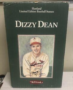 Hartland 1990 Dizzy Dean Limited Edition Statue @500 Made-All Original-Green Box