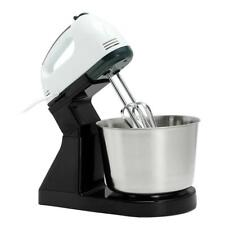 7 Speed Automatic Whisk Household Hand Food Mixer Electric Blenders With Bowl