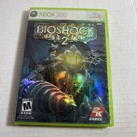 BioShock 2 - Xbox 360 Video Game - Complete Free Shipping Good Condition