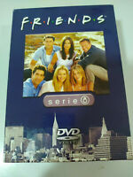 FRIENDS TEMPORADA SEASON 8 COMPLETA 4 DVD DOBLE EDICION CAJA WARNER