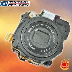 Lens Focus Zoom Unit Assembly Replacement Part For Nikon Coolpix S3000/ S4000