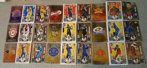 Topps Cricket Attax 2013 IPL Base And Silver Set