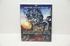 Transformers: Revenge of the Fallen (Blu-ray Disc, 2009, 2-Disc Set)