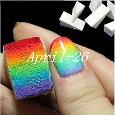 16PCS Set Triangle Éponge à Ongle Dégradé Vernis Déco Manucure Nail Art Sponge