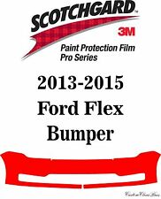3M Scotchgard Paint Protection Film Pro Series Pre-Cut 2013 2014 2015 Ford Flex
