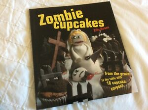 ZOMBIE CUPCAKES PAPERBACK by  ZILLY ROSEN