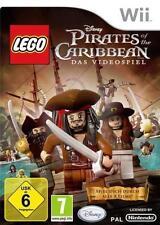 Nintendo Wii Spiel * LEGO Pirates of the Caribbean * Fluch der Karibik **NEU*NEW