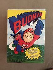 Vintage 1989 Budweiser BudMan Beer Stein Ceramarte Collectors Edition
