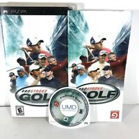 ProStroke Golf: World Tour 2007 (Sony PSP, 2007) Playstation Portable Complete