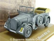 HORCH KFZ 15 ARMY MILITARY MODEL CAR 1:43 SCALE ISSUE OPEN TOP K8967Q~#~