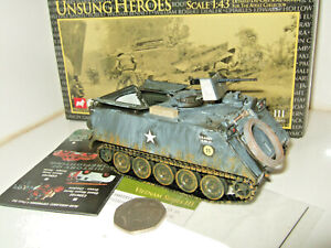 Corgi US51102 M106 Mortar Carrier US Army, Vietnam Series 111, in 1:43 Scale.