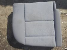 peugeot 307 2001 -2007 1.4 hdi rear seat drivers o/s lower in light grey