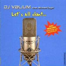 DJ Valium Let's all chant (2002, #1953152, feat. Michael Zager) [Maxi-CD]
