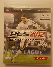 Sony Playstation 3 - PES 2012 - PS3 ITA
