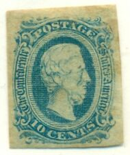 Confederate States #11, Mint Hinged, Scott $18.00