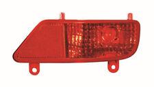 For Peugeot 3008 Hatchback 2009-On Rear Bumper Fog Light Lamp Drivers Side O/S