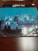 Record Album LP Genesis Live VG