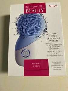 BK Instrumental Beauty Sonic Touch Cleansing System NIB 45