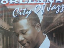 "DVD ""New Orleans - City Of Jazz"" Musik Doku Traditional & Contemporary Jazz ovp"