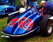 Vintage Racer Race Car Sports Midget Sprint Indy 43 500 Metal gP f1 18 24 12