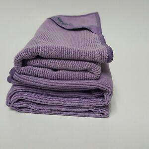 Norwex Kitchen Set - Microfiber Cloth - Amethyst  ( cloth and towel)