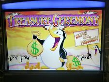 WMS WILLIAMS Game Software Set TREASURE CEREMONY - LUCKY PENNY Bluebird 2 BB2