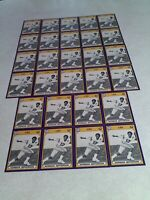 *****Norman Jefferson*****  Lot of 38 cards.....2 DIFFERENT / LSU