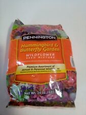 Pennington 24 oz. Hummingbird and Butterfly Widflower Seed Mixture-Assortment
