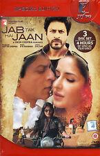Jab Tak Hai Jaan - Shahrukh Khan Katrina Kaif - Hindi Movie 3-DVD Special Editio