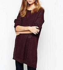 Vestiti da donna casual in misto cotone con girocollo