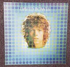 David Bowie Space Oddity 2016 Cardboard Promo Poster Flat
