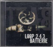 Batterie (CD, Apr-2007, Loop 2.4.3) NEW SEALED