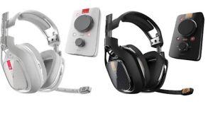 ASTRO Gaming A40 TR Cuffia con microfono e cavo + MixAmp Pro TR 3 gen. Dolby 7.1