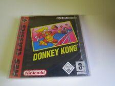 Nintendo Gameboy advance Donkey Kong NES CLASSICS red strip (Sealed)