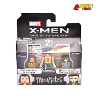 Marvel Minimates Series 58 X-Men: Future Past Movie Xavier & Bone Claw Wolverine