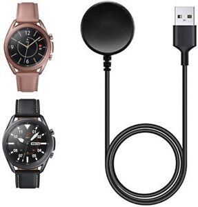 For Samsung Galaxy Watch3 Active 2 Wireless Charger Magnetic Dock Charging Cable
