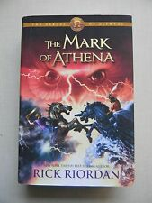 The Heroes of Olympus: The Mark of Athena by Rick Riordan, Book Three