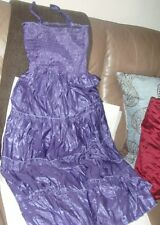 Summer  Dress in Purple (One Size).