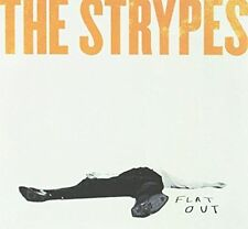 """Strypes Flat out EP 7"""" Vinyl 3 Track in Picture Sleeve - Scumbag City Eighty"""