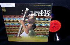The Genius of Ravi Shankar vinyl LP~Columbia CL-2760