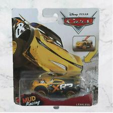 Mattel Disney Auto Cars 3 Leakless XRS Mud Racing Spielfahrzeug echter Federung