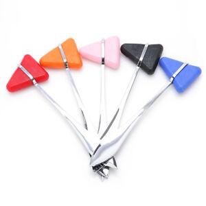 Triangle Percussion Neurological Hammer Percussor Diagnostic Reflex Hammer
