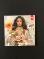Adobe Creative Suite 6 Design & Web Premium Photoshop Illustrator InDesign CS6