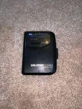 SONY Walkman Cassette Player AM / FM Radio Model WM-FX111