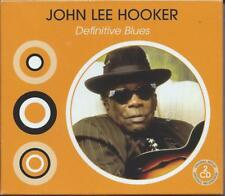 John Lee Hooker - Definitive Blues (2CD 2005) NEW/SEALED