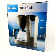 Breville Aroma Fresh Filter Coffee Maker + Box - Tested & Working